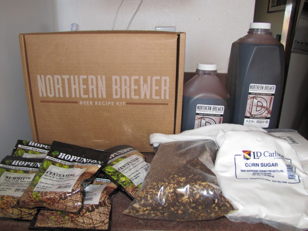 Beer Kit Ingredients