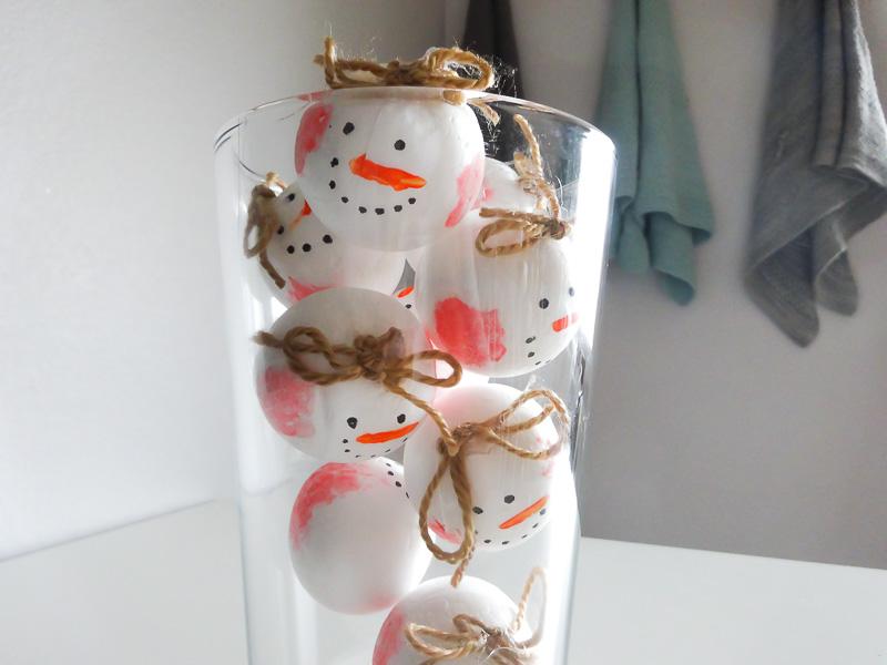 Snowballs!